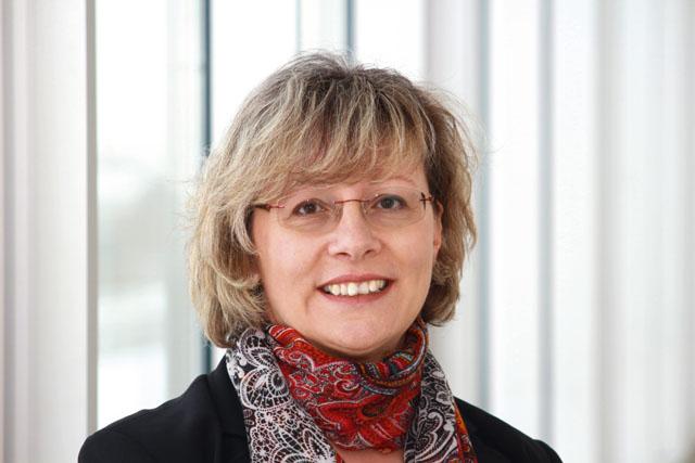 Edith Strauß, Leiterin Unternehmenskommunikation bei der Versicherungskammer Bayern
