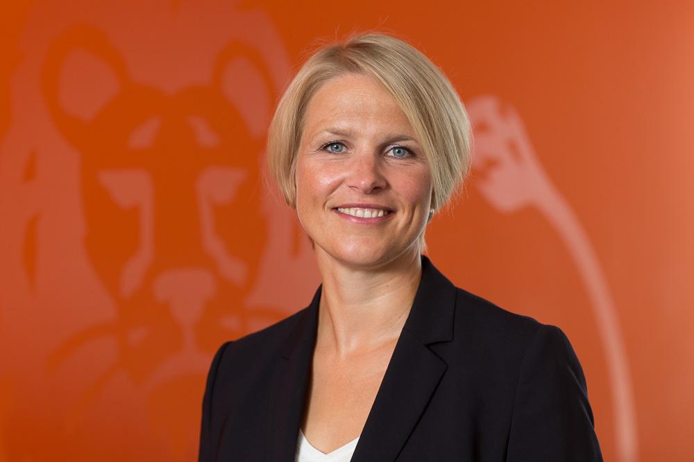 Corinna Vogt ist HR-Fachkraft bei der ING-DiBa